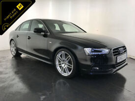 2013 63 AUDI A4 S LINE TDI DIESEL 1 OWNER SERVICE HISTORY FINANCE PX WELCOME