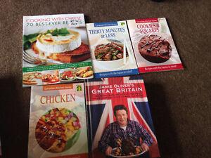 Various Cookbooks
