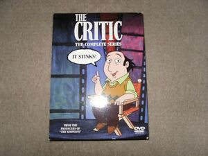 The Critic: The Complete Series (DVD)