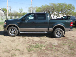 2004 Ford F-150 Supercrew Lariat 4x4