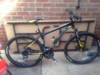 Merida big 7 mountain bike