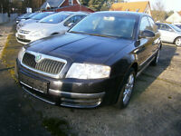 Skoda Superb Exclusive aus 1.Hand / erst 62Tkm!!!!!!!!