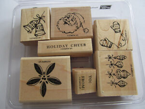 Christmas Stampin Up Stamp Sets
