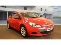2014 Vauxhall Astra GTC CDTi Sport Coupe Diesel Automatic