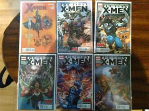 The first X-Men + Extreme X-Men