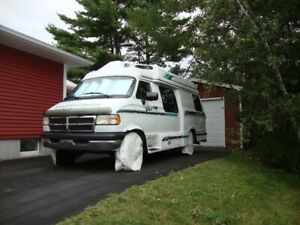 For sale 1996 Dodge 3500 Leisure way wide body motor home
