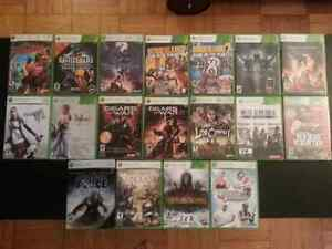 ~~Xbox 360 Games for Sale~~