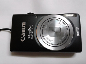 Brand-new Canon PowerShot Elph 115IS 16MP Digital Camera