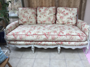 Shabby Chic Chesterfield