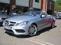 2014 14-Reg Mercedes E250 ( 204bhp ) 7G-Tronic Plus AMG Sport,GEN 20,000 MILES!!