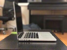 """Macbook Pro 15"""" Retina 2013 i7, 16GB RAM, 512GB SSD, Nvidia 750M,"""