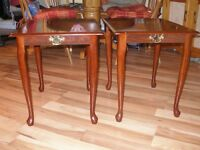 End Tables/Night Tables