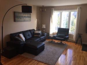 BOIS FRANC ST LAURENT | 1 bedroom 3 1/2, garage, ac, balcony