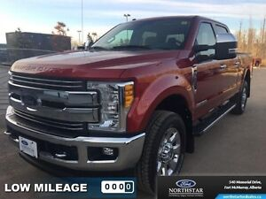 2017 Ford F-350 Super Duty Lariat   - Leather Seats -  Heated Se