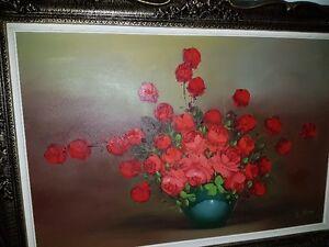 Oil Painting Artist - L. Hope