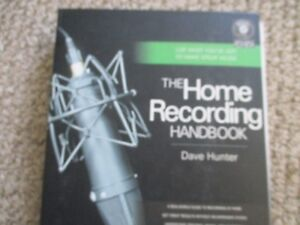 Home recording Book with CD