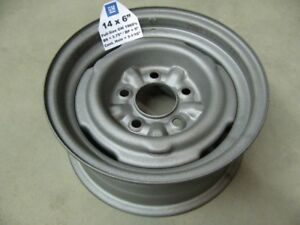 "Looking for some 1968-70 GM 14"" plain steel wheels"