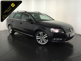 2012 62 VOLKSWAGEN PASSAT SPORT TDI ESTATE 1 OWNER SERVICE HISTORY FINANCE PX