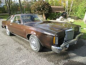 1977 Ford Thunderbird Base Coupe (2 door)