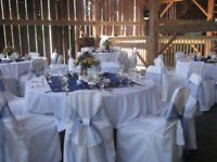 CHAIR COVER & LINEN RENTALS
