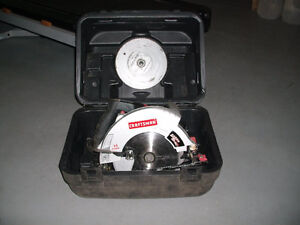 7 1/4 Craftsman Circular Saw With Laser Guide