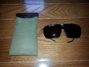 Vintage Zeiss Sportsman 7032 sunglasses with original case