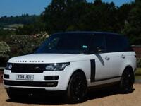 2014 14 LAND ROVER RANGE ROVER 4.4 SD V8 AUTOBIOGRAPHY 4X4 (S/S) 5DR DIESEL