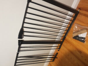 Brica Tall and Wide Baby Gate