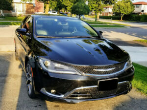 2016 Chrysler 200C, 3.6L V6, FWD, Fully Loaded