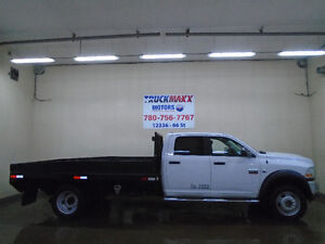 2011 Dodge Ram 5500 Crew 4x4 SLT With Ventures Deck