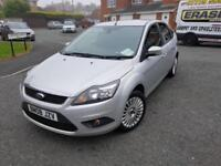 Ford Focus 1.6 ( 100ps ) 2008.25MY Titanium top of range