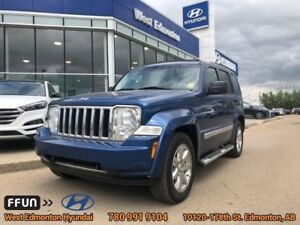 2009 Jeep Liberty LIMITED  Leather, Navigation, Skyview roof