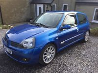 Stunning Clio 172 Cup