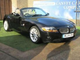 2004 BMW Z4 2.5 i SE Roadster 2dr