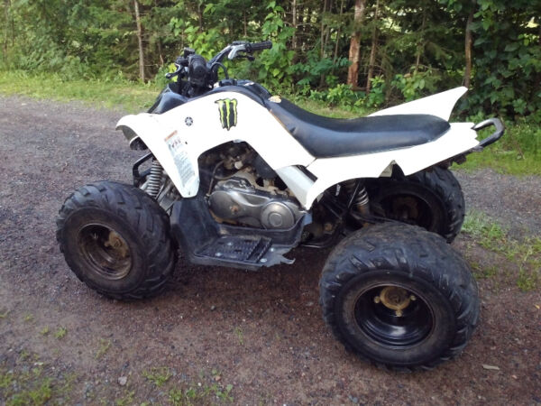 Yamaha 2011 yamaha raptor 90 for sale canada for 2011 yamaha raptor 90 for sale