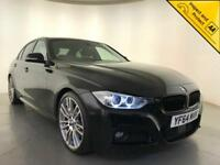 2014 BMW 325D M SPORT AUTOMATIC DIESEL LEATHER INTERIOR 1 OWNER SERVICE HISTORY