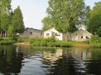 2 & 3 BEDROOM LAKESIDE COTTAGES FOR RENT