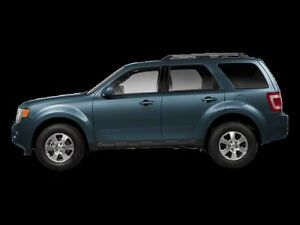 2012 Ford Escape XLT 4X4 $89B/W INSTANT APPROVAL, DRIVE HOME TOD