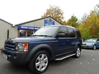 Land Rover Discovery 3 2.7TD V6 AUTOMATIC SE 7 SEATS FULL LEATHER 54 PLATE