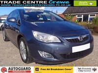 2010 VAUXHALL ASTRA 2.0 SE CDTI DIESEL MANUAL HATCH CAR FINANCE FROM £25 P/WK