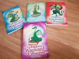 The Dragons Wayward Crescent books