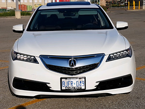 Acura TLX AWD lease takeover