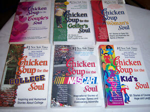 CHICKEN SOUP BOOKS -UPDATED -PLUS