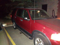 NEW PRICE FIX/ SELL FOR PARTS 2003 Ford Explorer SUV, Crossover