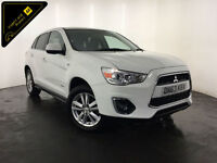 2013 63 MITSUBISHI ASX 3 DI-D DIESEL 1 OWNER SERVICE HISTORY FINANCE PX WELCOME