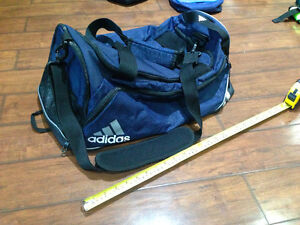 Adidas Gym Bag (approx. 1ft x 2ft)