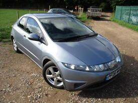 2008 HONDA CIVIC I-VTEC SE I-SHIFT * AUTOMATIC * HATCHBACK PETROL