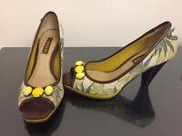 Lady's Morgan shoes size 5