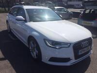 2014/14 Audi A6 Avant 2.0TDI ultra Tronic S Line FASH