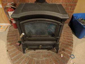 Gravity oil stove